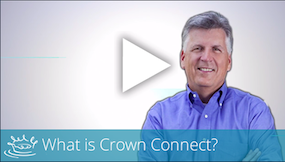 How can you connect with all that Crown is doing?