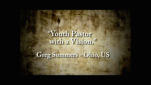 Greg Summer - Youth Pastor